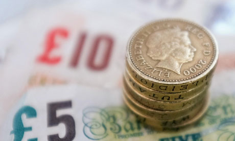 H&T leave payday loan market - photo of coins and notes